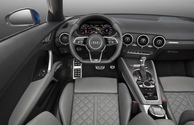 Typ 8S Audi TT Roadster