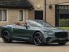 2020 Bentley Continental GT Equestrian Edition convertible