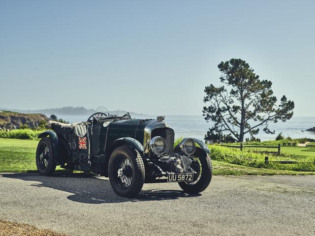 1929 Bentley Team Blower (HB 3403)