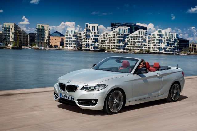 F23 Bmw 2 Series Convertible Last Small Rwd Variant