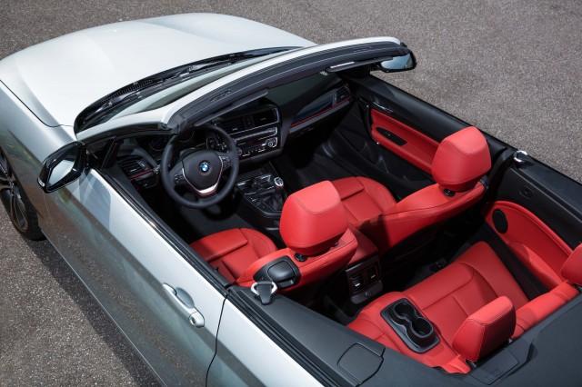 F23 BMW 228i convertible