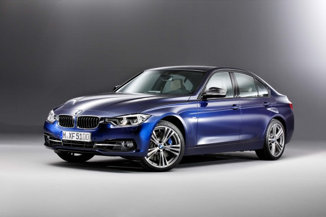 2015 F30/F31 BMW 3-Series facelift photo gallery | Between