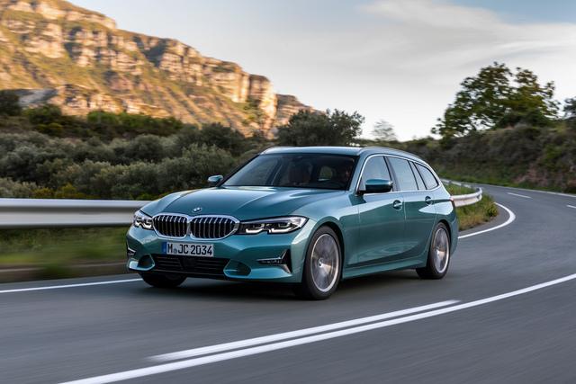 2019 BMW 3-Series Touring