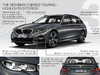 2019 BMW 3-Series Touring M Sport
