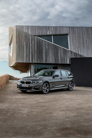 2019 BMW 3-Series Touring M Sport