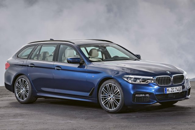2017 Bmw 5 Series Touring G31 Wagon Not Coming To America Sad