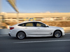 BMW 640i Gran Turismo xDrive M Sport - side, white