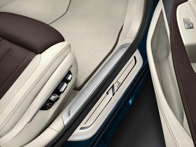 2017 BMW 7-Series 40 Jahre - treadplate