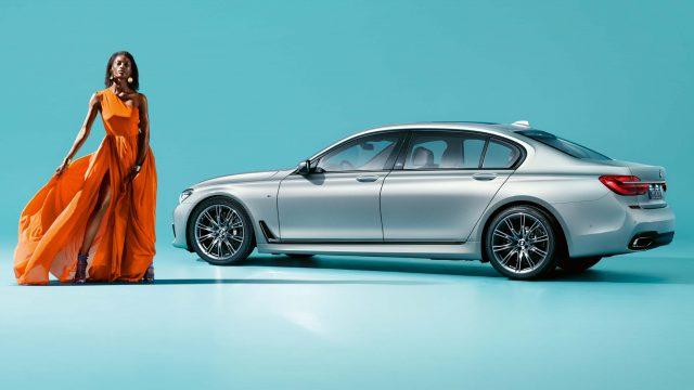 2017 BMW 7-Series 40 Jahre
