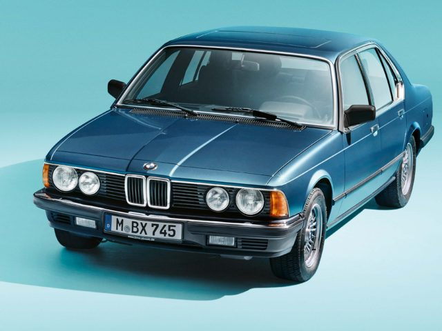 BMW 7-Series (1977-1986, E23, first generation) photos | Between the Axles