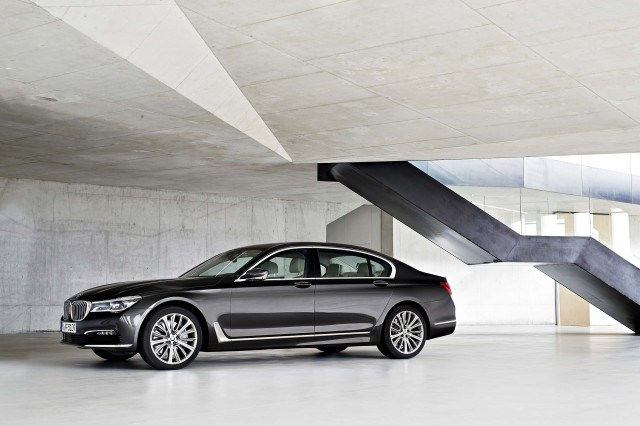 G12 BMW 7 Series