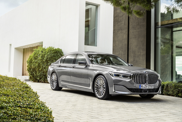 Bmw 7 Series 2020 Facelift G11 G12 Sixth Generation Photos