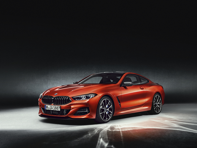 2019 Bmw 8 Series Starts From 112 895 In Us On Sale