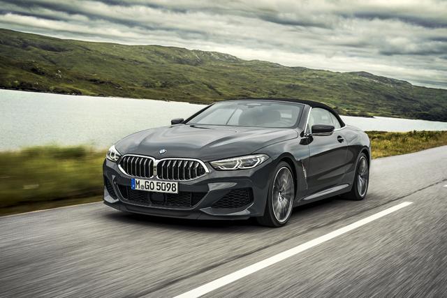 2019 BMW 8-Series convertible