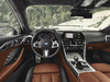 2019 BMW 8-Series coupe - interior, dashboard, tan leather