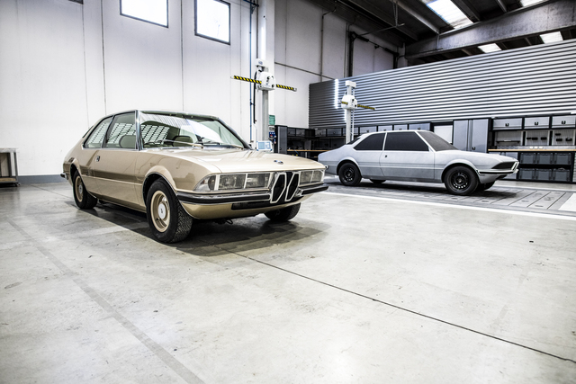 2019 BMW Garmisch recreation