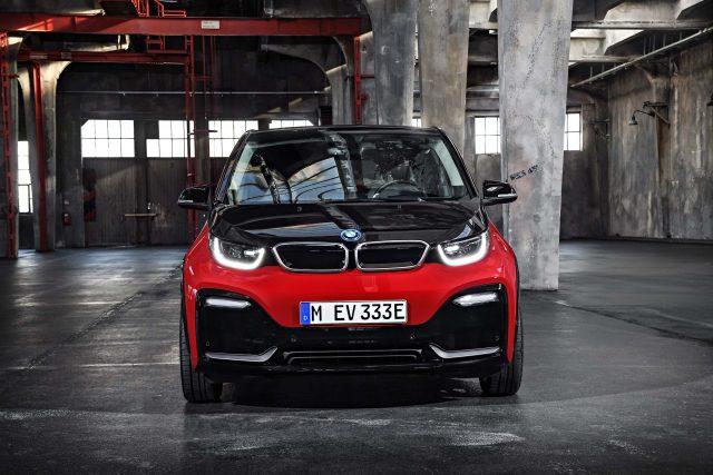 2018 BMW i3s facelift