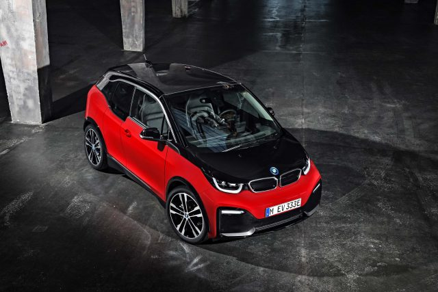 2018 BMW i3s facelift