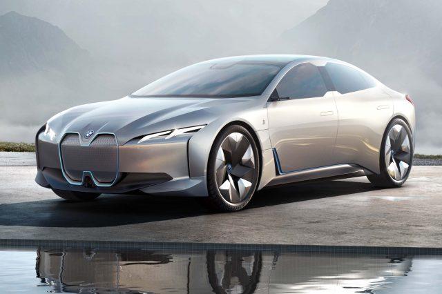 BMW i Vision Dynamics - front