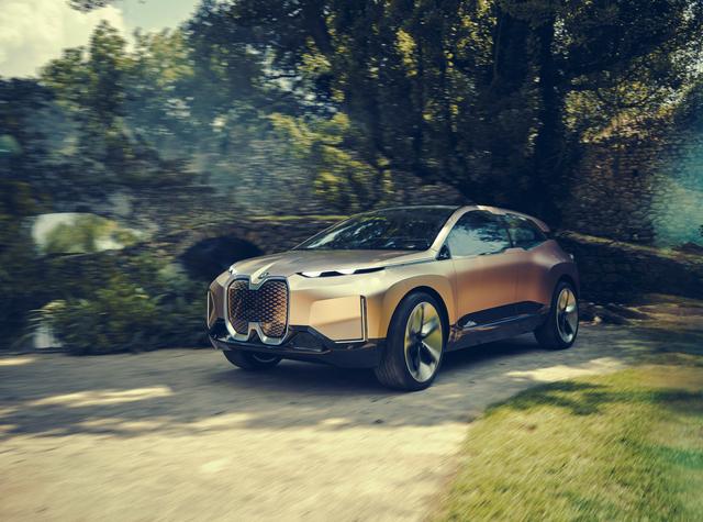 BMW iNext concept