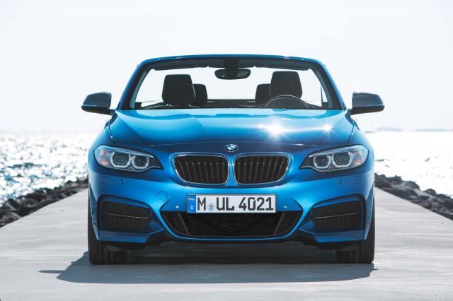 F23 BMW M235i convertible