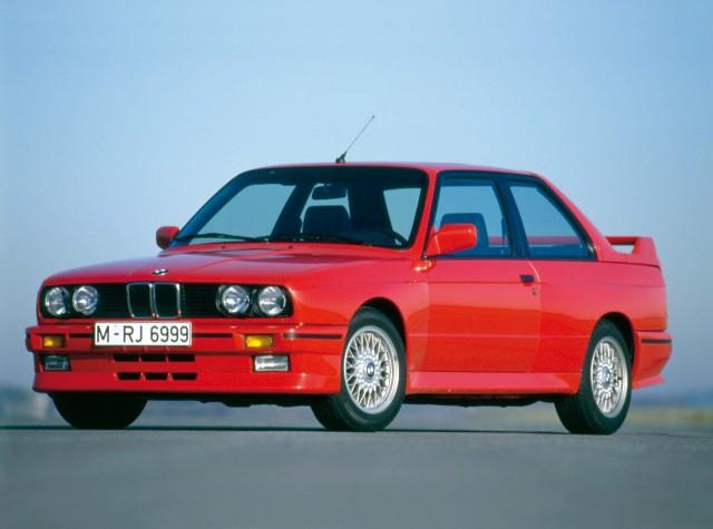 E30 BMW M3 coupe