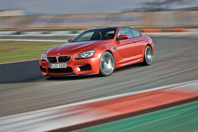 F13 BMW M6 facelift