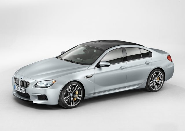 F06 BMW M6 Gran Coupe - front