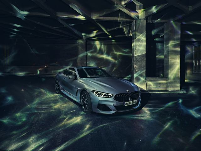 2019 BMW M850i xDrive First Edition coupe