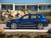 F48 BMW X1 xDrive25i - side profile