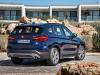 F48 BMW X1 xDrive25i - rear profile