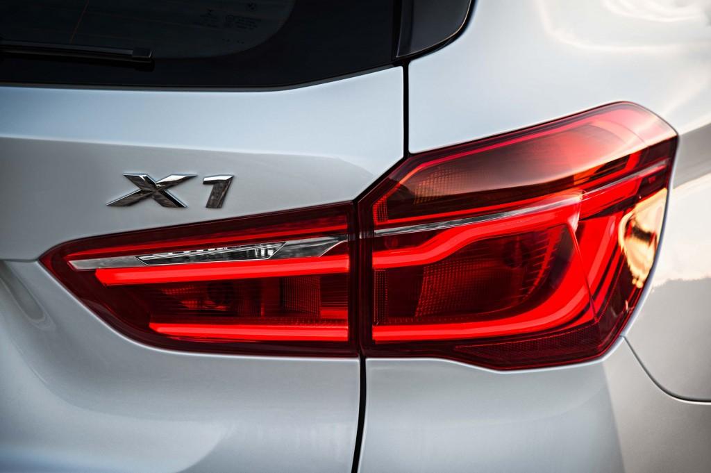 F48 BMW X1 xDrive20d - tail-light