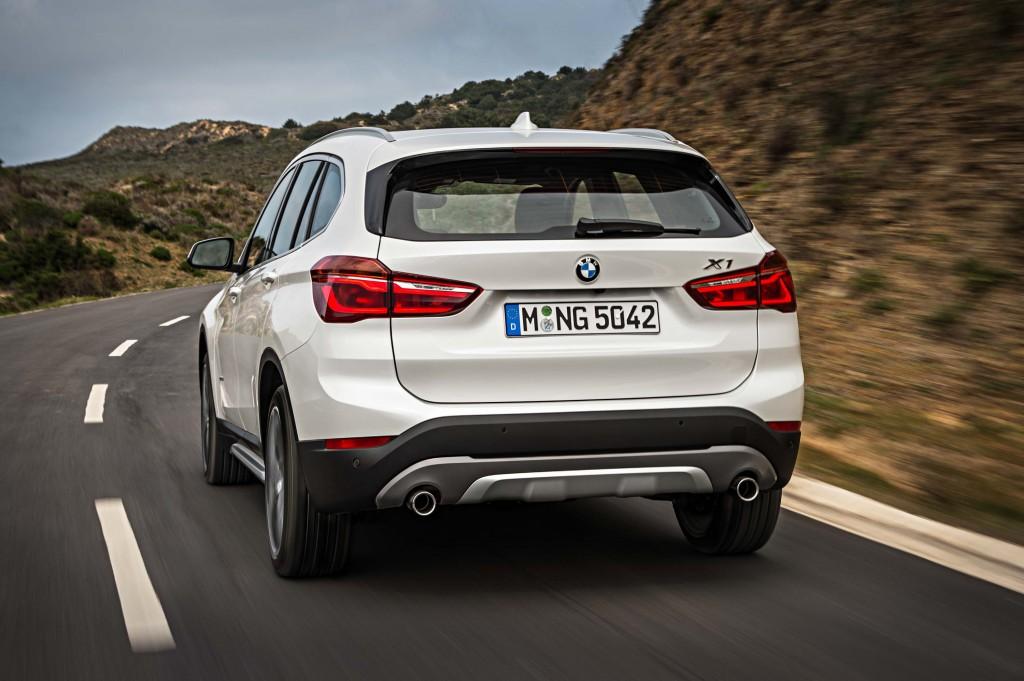 F48 BMW X1 xDrive20d