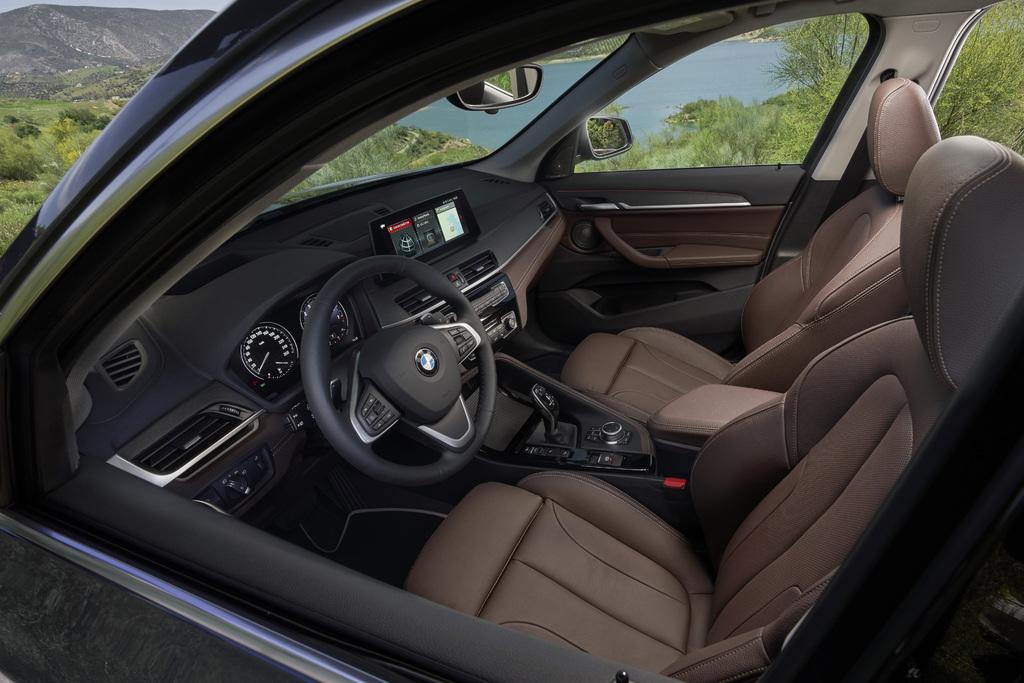 2020 BMW X1 facelift