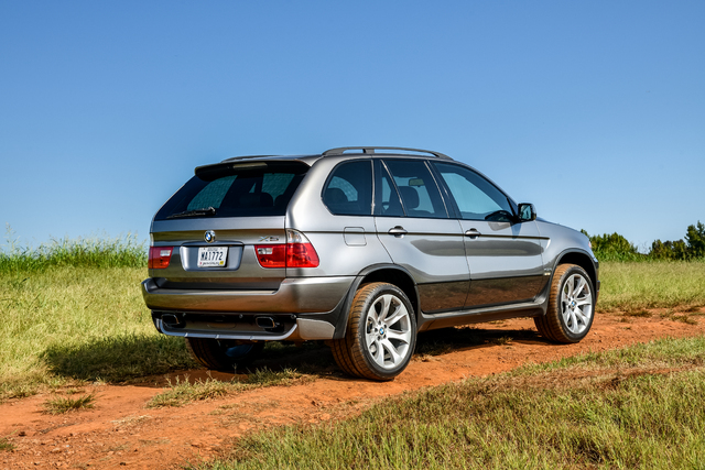 2004-2006 BMW X5 4.8is