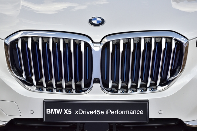 2019 BMW X5 xDrive45e iPerformance