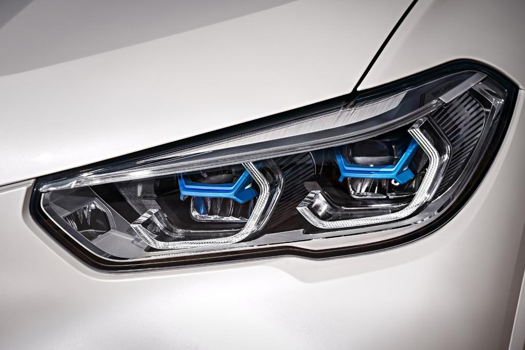 2019 BMW X5 - Laserlight headlamps