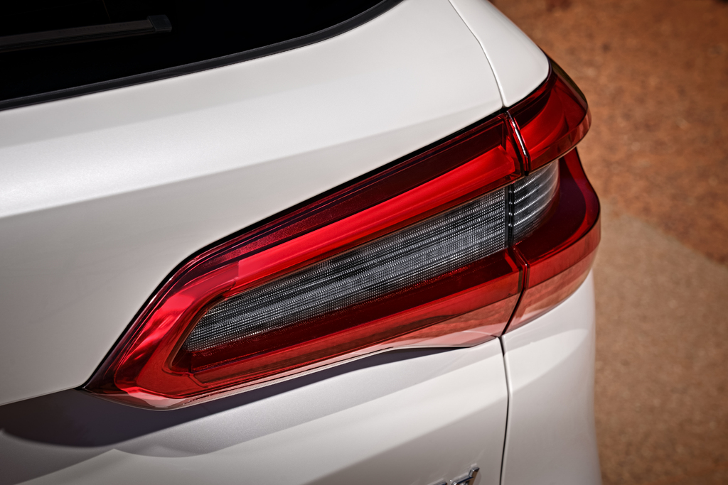 2019 BMW X5 - new taillamps