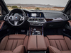 2019 BMW X5 - dashboard, tan leather, interior