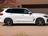 2019 BMW X5 - side, white