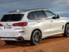 2019 BMW X5 - rear, white