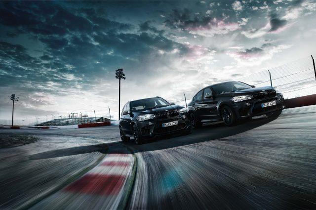 2017 BMW X6 Black Fire Edition