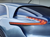 Borgward Isabella Concept - taillamps, flying buttress