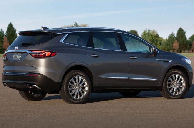 2018 Buick Enclave - rear