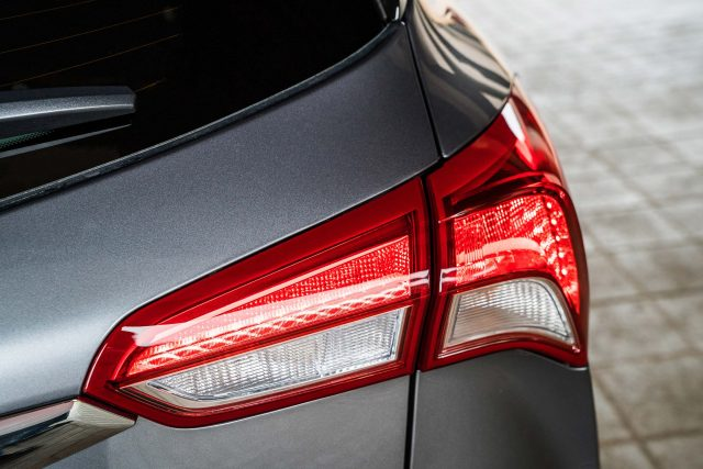 2019 Buick Envision facelift - LED taillamps