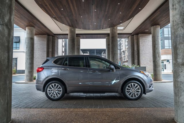 2019 Buick Envision facelift