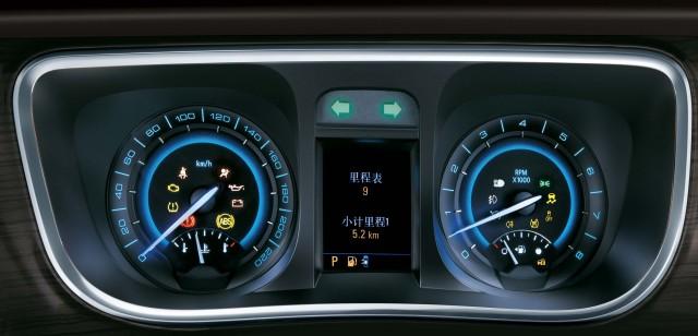 Buick GL8 Luxury MPV