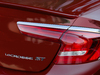 2019 Buick LaCrosse Sport Touring taillight and spoiler