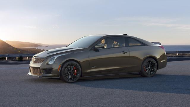 2019 Cadillac ATS-V Pedestal Edition coupe