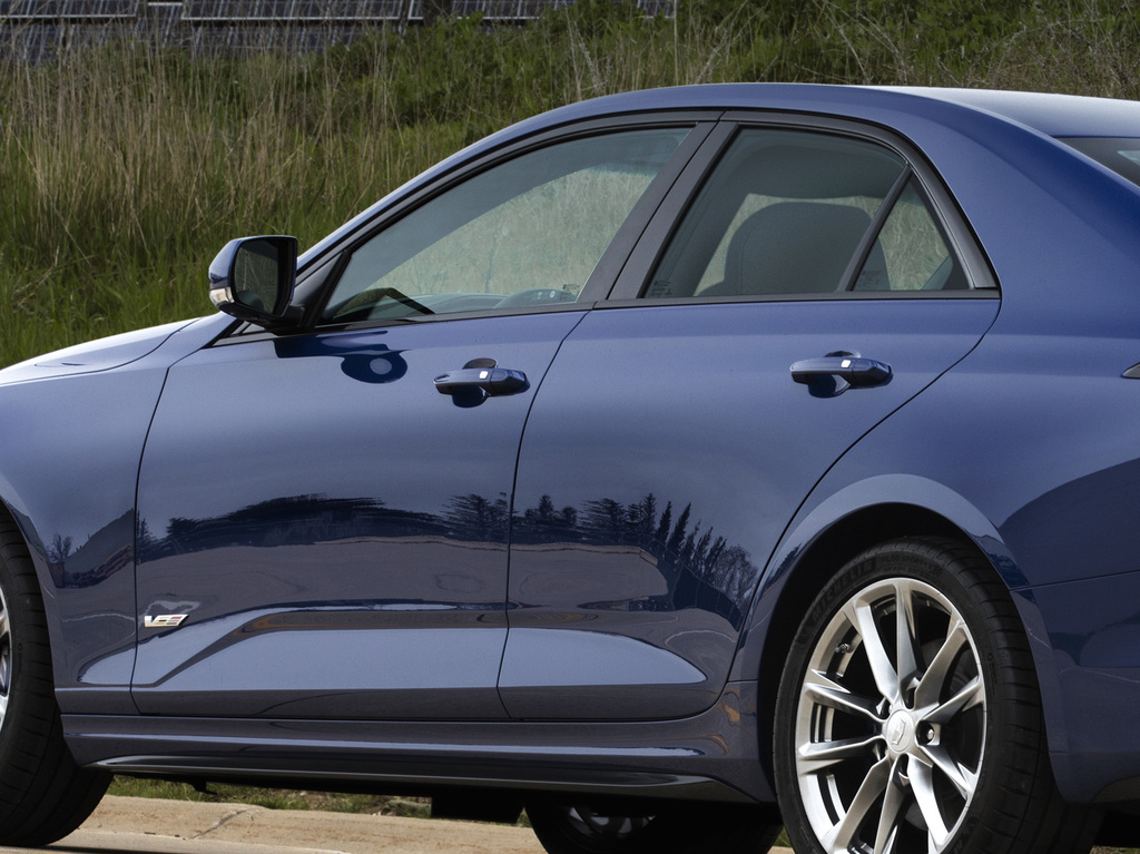 2020 Cadillac CT4 vs 2013-2019 ATS: Differences & changes ...